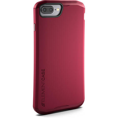 Element Case iPhone 7 Aura deep red - MyiCases