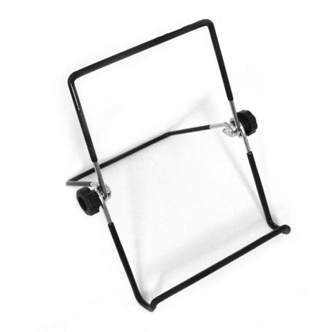 2017 Newest Tabletop Foldable Adjustable Alloy Stand Bracket Holder Multi-Angle Bracket Holder Mount For iPad Tablet PC Mini - MyiCases