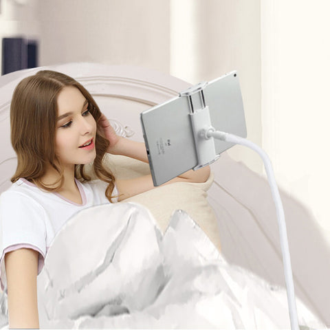 Powstro Cell Phone Holder Flexible Long Arms Mobile Phone Holder Desktop Bed Lazy Bracket Mobile Stand Support for iPhone IPad - MyiCases