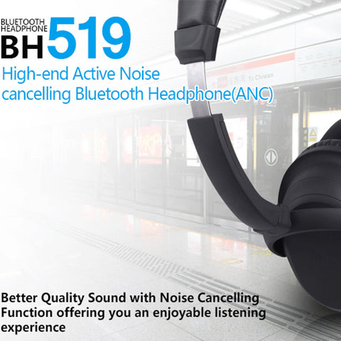 Noise Cancelling Bluetooth Headphone - MyiCases