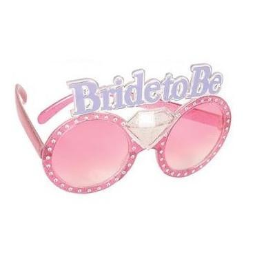 Bride to Be Fun Bling Glasses - Bachelorette Superstore - Bachelorette Party Ideas