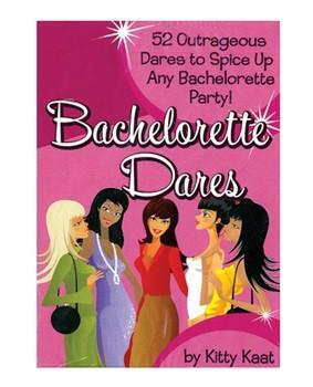 Bachelorette Dares Card Game - Bachelorette Superstore - Bachelorette Party Ideas