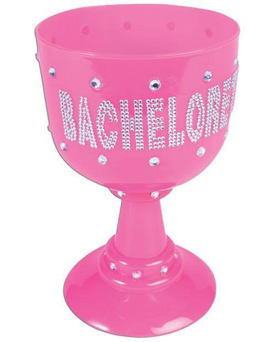 Bachelorette Jumbo Rhinestone Goblet - Bachelorette Superstore - Bachelorette Party Ideas