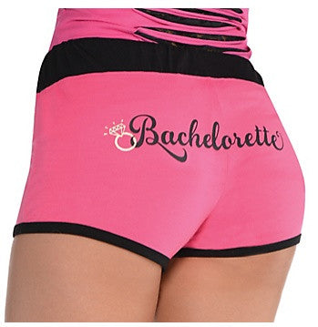 Bachelorette Hot Shorts, L/XL - Bachelorette Superstore - Bachelorette Party Ideas