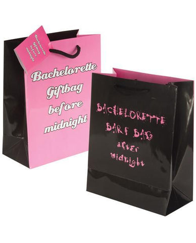 Bachelorette Before/After Midnight Gift Bag - Bachelorette Superstore - Bachelorette Party Ideas