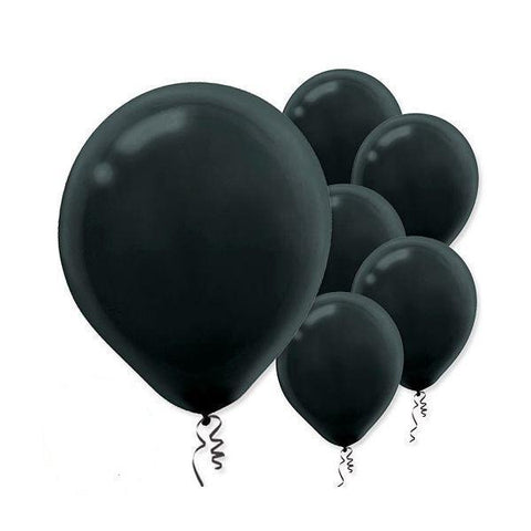Black Balloons, 15 pack - Bachelorette Superstore - Bachelorette Party Ideas