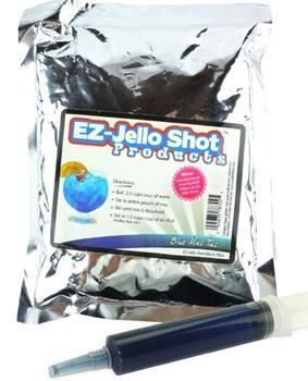 Blue Maitai- Jello Shot Mix