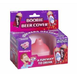Boob Beer Cover - Bachelorette Superstore - Bachelorette Party Ideas