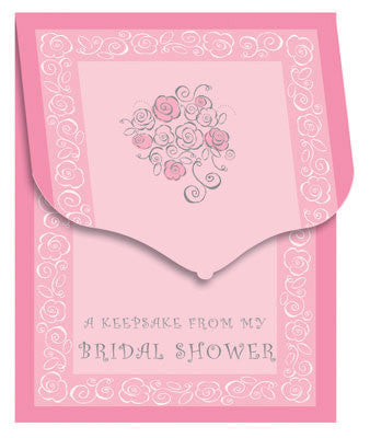 Bridal Shower Keepsake Album