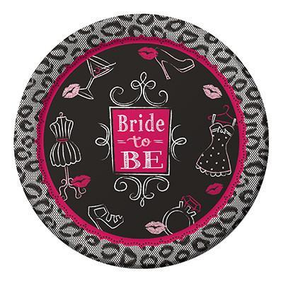 "Bachelorette Bash Plates, 9"" 8ct"