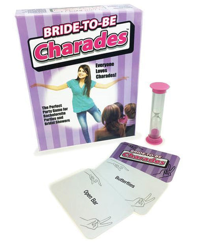 Bride-to-be Charades - Bachelorette Superstore - Bachelorette Party Ideas