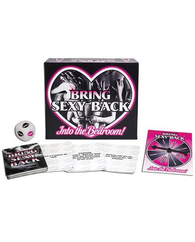 Bring Sexy Back Game - Bachelorette Superstore - Bachelorette Party Ideas