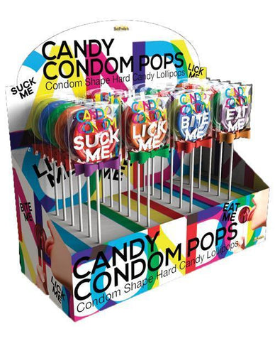 Condom Lollipop, 1 pc