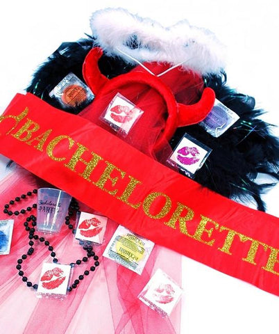 Sexy Devil Bachelorette Party Kit - Bachelorette Superstore - Bachelorette Party Ideas