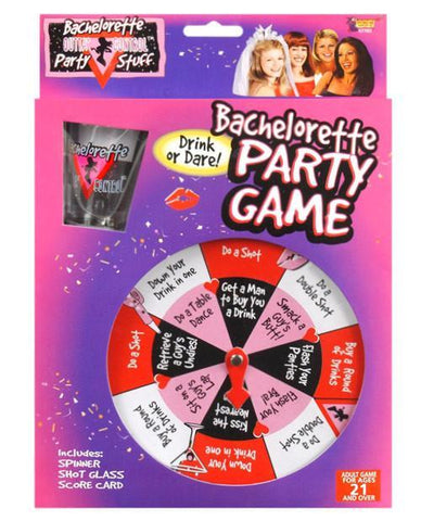 Bachelorette Party Drink or Dare Game - Bachelorette Superstore - Bachelorette Party Ideas