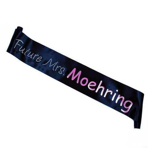 Future Mrs. Sash, personalized