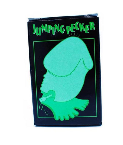 Glow In the Dark Jumping Pecker