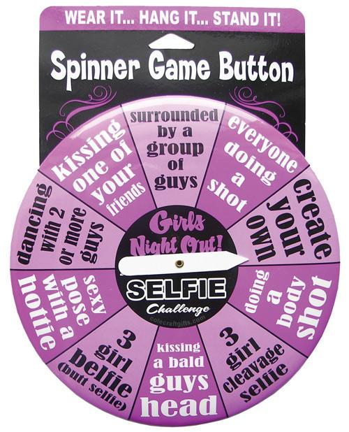 Girls Night Out Selfie Challenge Button