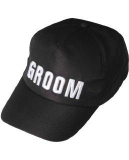 'Groom' Baseball Hat - Bachelorette Superstore - Bachelorette Party Ideas