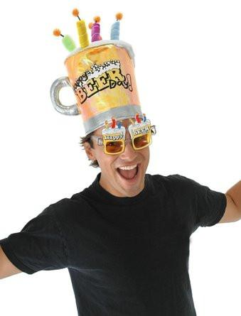 Happy Beer Day Hat