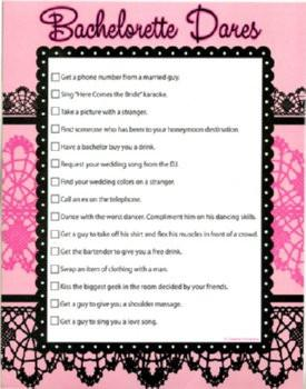 Dare to Do It Checklist