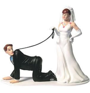 Leash Cake Topper - Bachelorette Superstore - Bachelorette Party Ideas