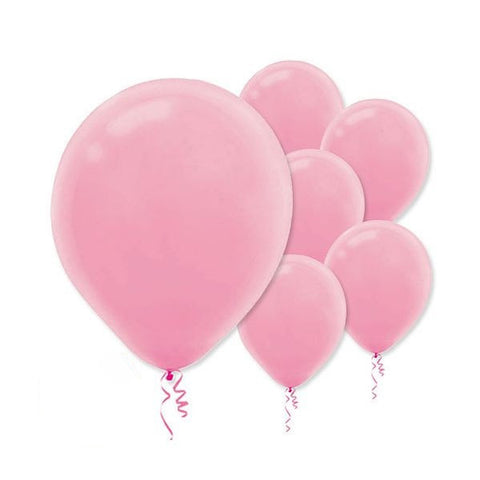 Light Pink Balloons, 15 pack - Bachelorette Superstore - Bachelorette Party Ideas