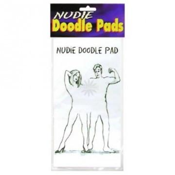 Naughty Couple Doodle Drawing Pad