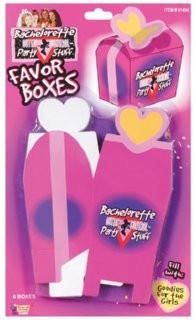 Outta Control Favor Boxes, 6 pk