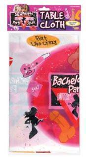 Bachelorette Party Outta Control Table Cover - Bachelorette Superstore - Bachelorette Party Ideas