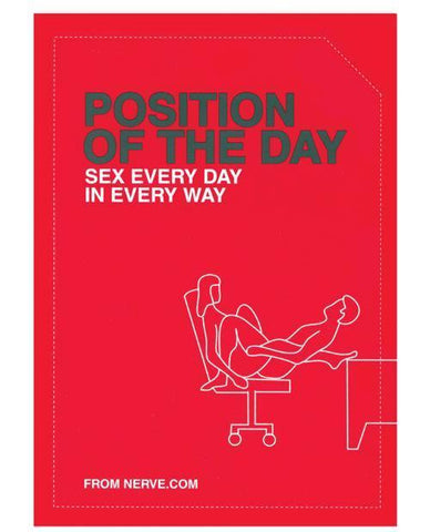 Position of the Day Book