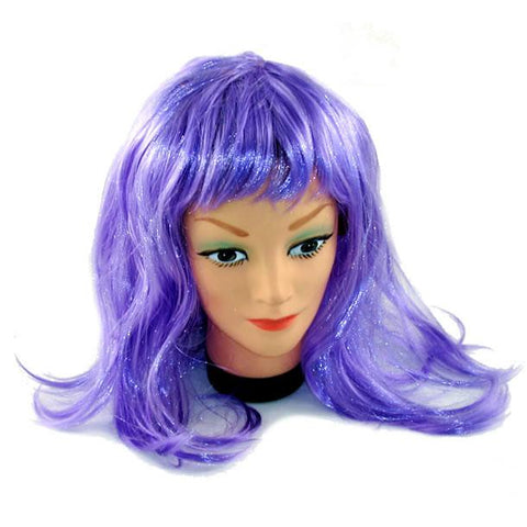 Purple party wig - Bachelorette Superstore - Bachelorette Party Ideas