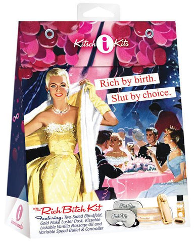 The Rich Bitch Kit - Bachelorette Superstore - Bachelorette Party Ideas