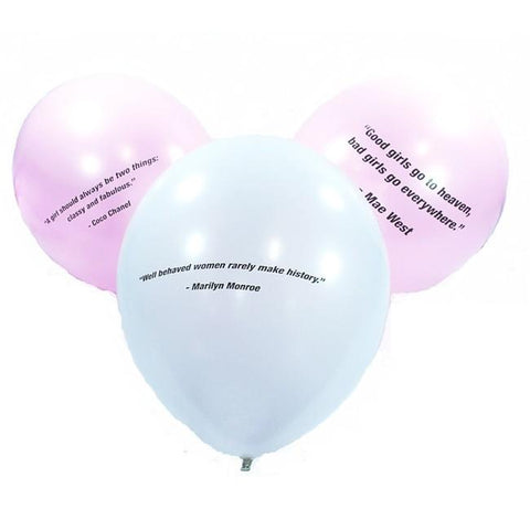 Night to Remember Balloons, 5pc