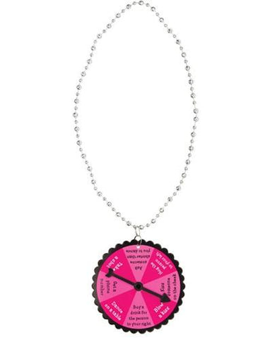 Bachelorette's Spin a dare Necklace