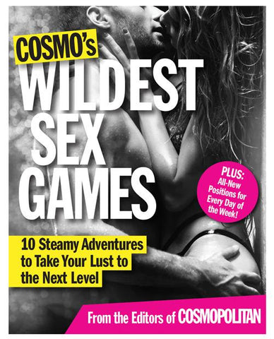 Cosmo's Wildest Sex Games Pack - Bachelorette Superstore - Bachelorette Party Ideas