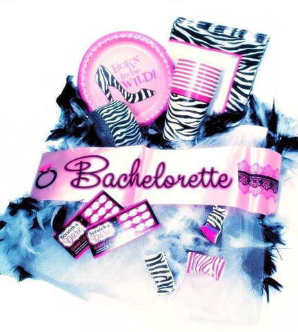 'GO WILD' Party Pack - Bachelorette Superstore - Bachelorette Party Ideas