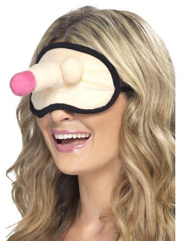 Willy Eye mask, 1pc - Bachelorette Superstore - Bachelorette Party Ideas