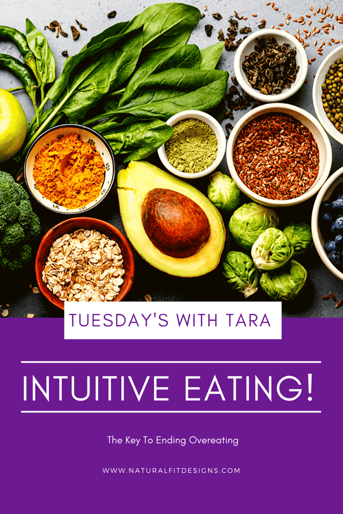 The #1 Intuitive Eating Tip