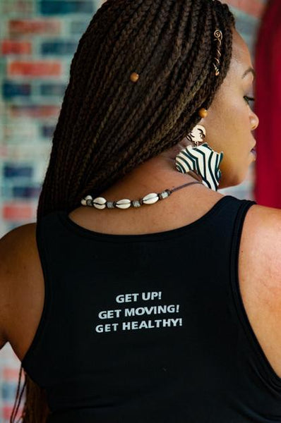 black girl t shirts, shirts for black girls,  fit black women tshirts, workout shirts for black women, melanin t shirts, tank tops for black girls, workout shirts for black women, running shirts for black girls, Chocolate, Twisted & Fit, Natural hair tshirts, African American Women hair shirts