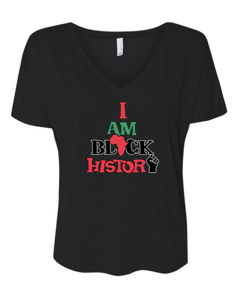 I Am Black History T-shirt (2020) T shirt Bella Canva