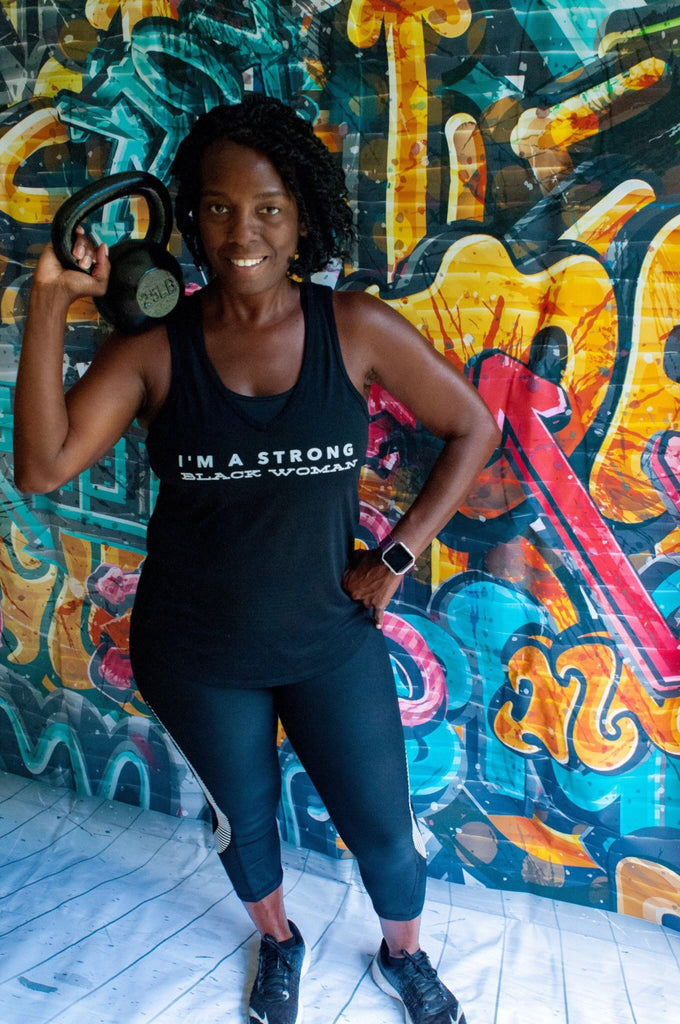 I'm a strong black woman t shirt , Aunt max t ahirt aunt max tank top, black girl t shirts, shirts for black girls,  fit black women tshirts, workout shirts for black women, melanin t shirts, tank tops for black girls, workout shirts for black women, running shirts for black girls, shirts for African American Women, Black women workout, my Werkout shirt