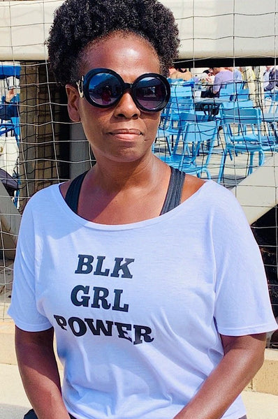 BLK GRL Power