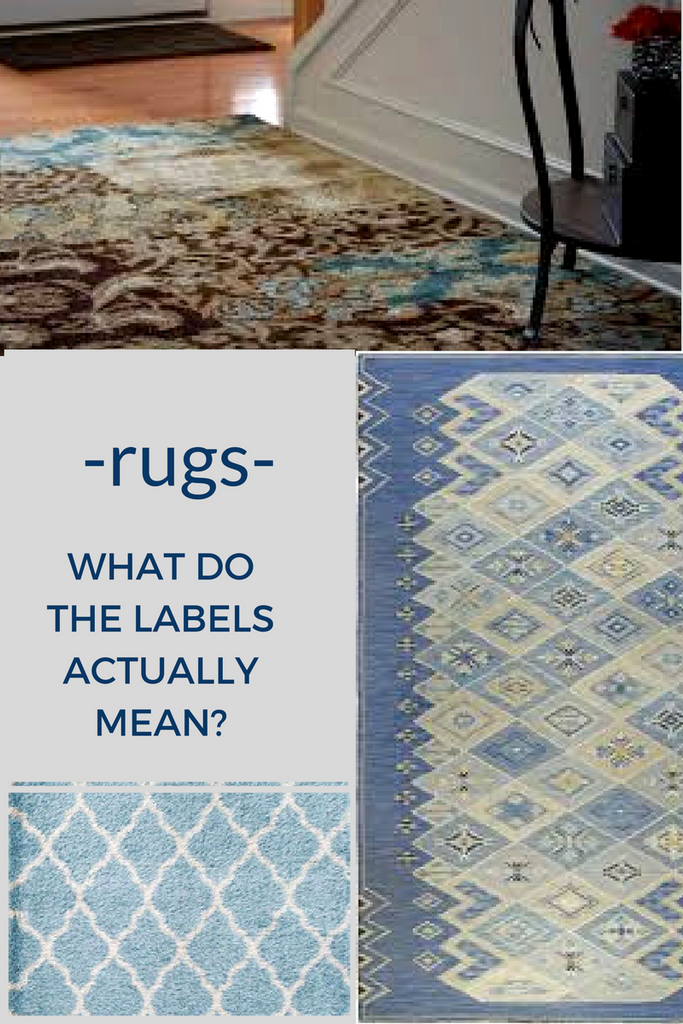 Quick Guide: Rug Types and Materials