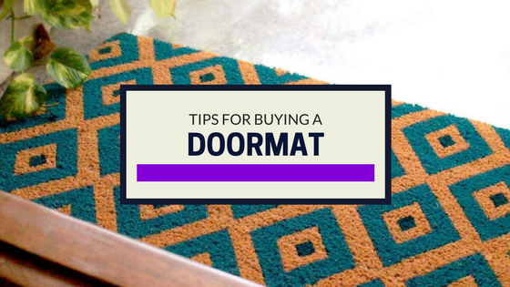 Guide to Buying a Doormat