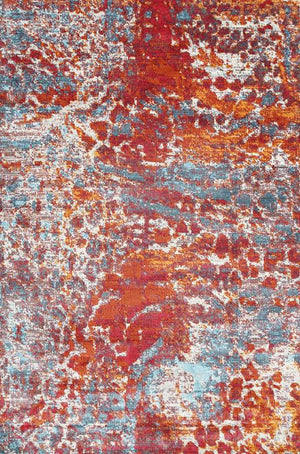 AquaSilk Multi Animal Print Abstract - Floorsome