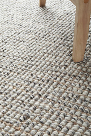 Arabella Grey Runner Rug