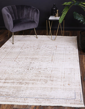 Cordelia Traditional Beige Multi Rug