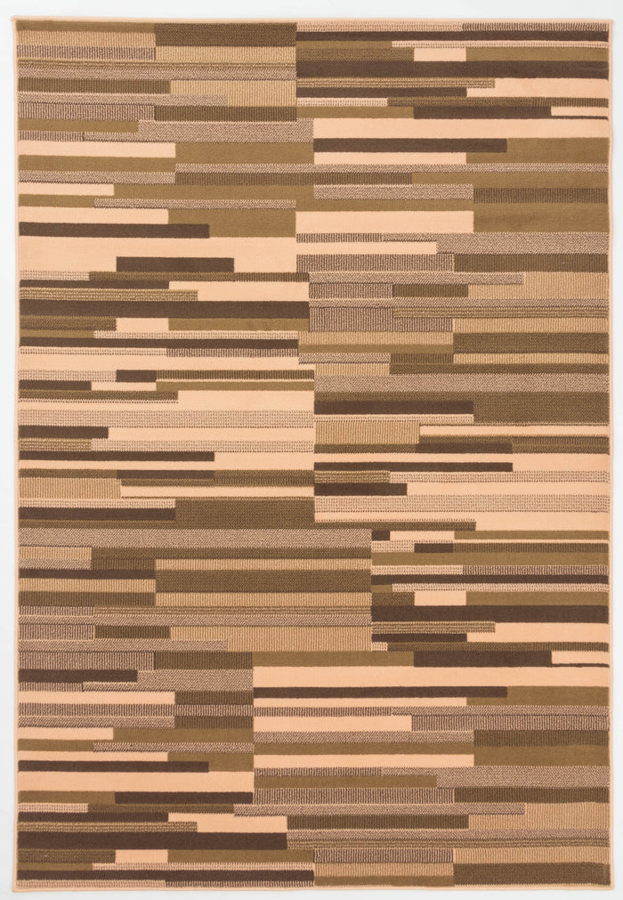 Brussels Wood Rose Rug