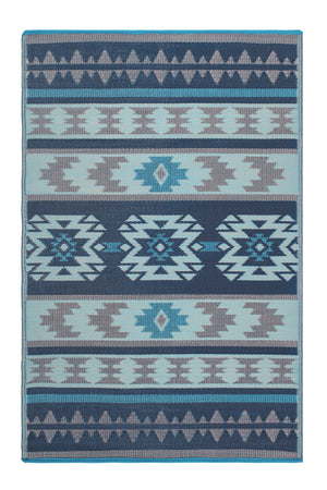 Outdoor Rug Recycled Plastic  - Cusco